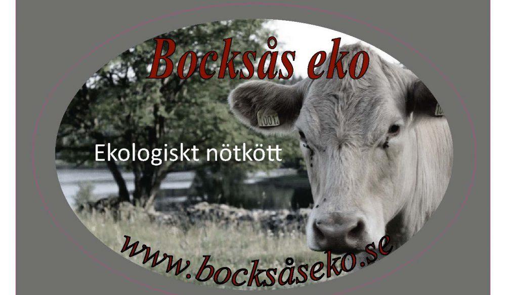 Bocksås Eko